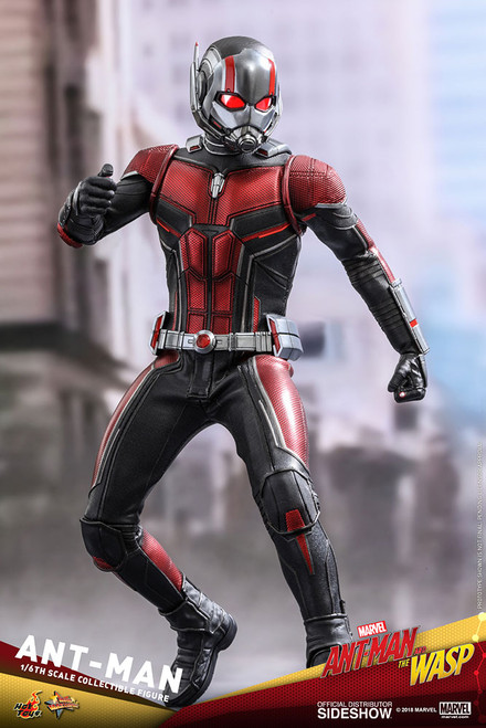 hot toys ant man one sixth scale figure