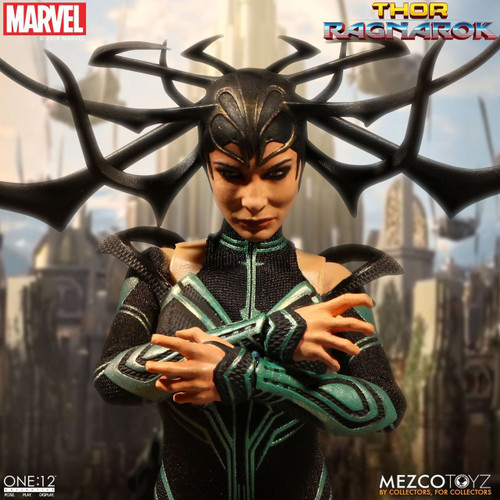 mezco one 12 collective hela action figure