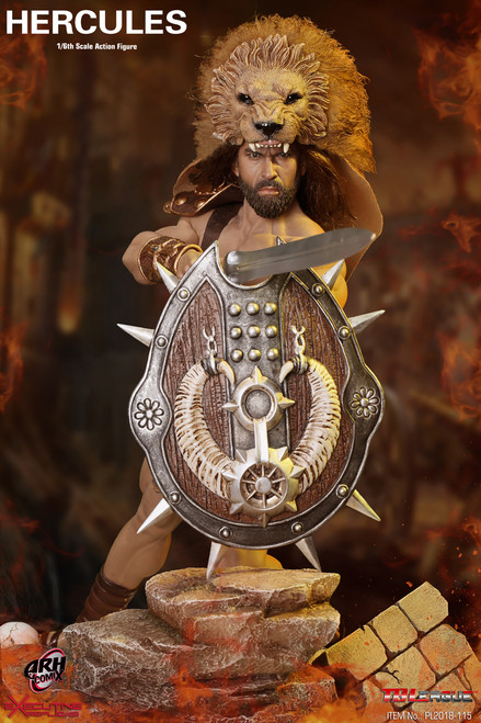 Hercules 1:6 Scale Figure