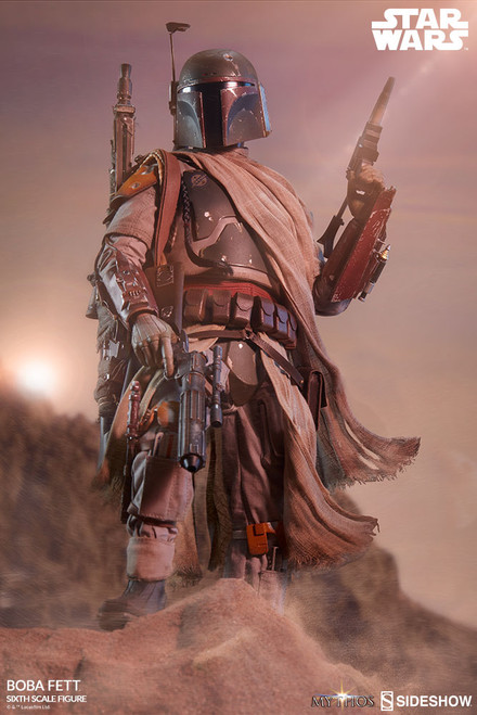 Star Wars Mythos Boba Fett 1:6 Scale Figure