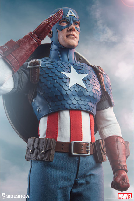 Captain America 1:6 Scale Figure