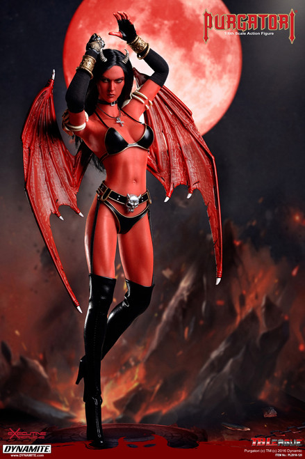 Purgatori 1:6 Scale Figure