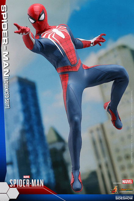 Spider-Man (Advanced Suit) 1:6 Scale Figure