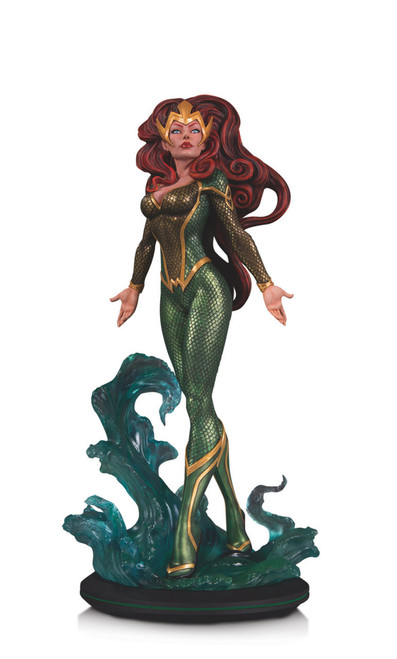 DC Cover Girls Mera Statue