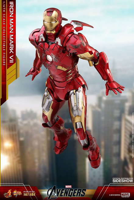 Iron Man Mark VII Diecast 1:6 Scale Figure