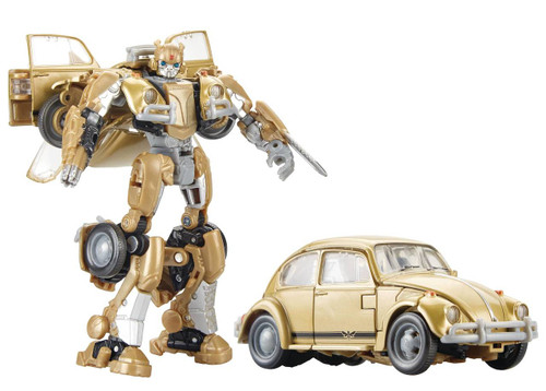 Transformers Studio Series Bumblebee Retro Figure