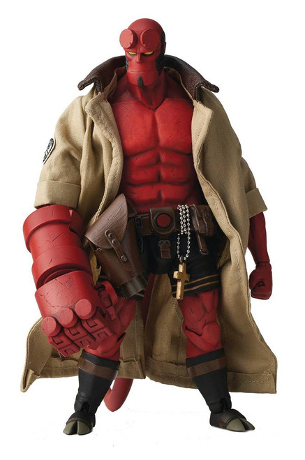 Hellboy Standard Version 1:12 Scale Figure