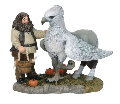 Harry Potter A Proud Hippogriff Indeed Figure