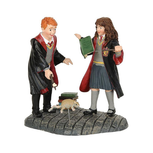 Harry Potter Village: Windardium Leviosa Figure
