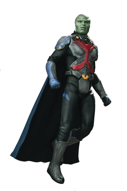 DC TV Martian Manhunter 1:8 Scale Figure