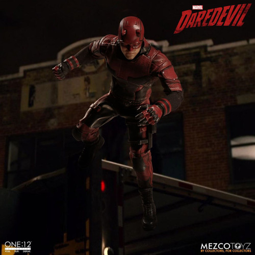 One:12 Collective Daredevil Figure