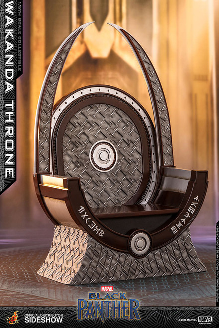 hot toys wakanda throne 1/6 scale accessory