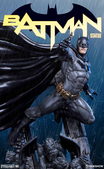 Justice League New 52 Batman Statue