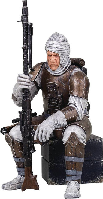 Star Wars Collectors Gallery Dengar Statue