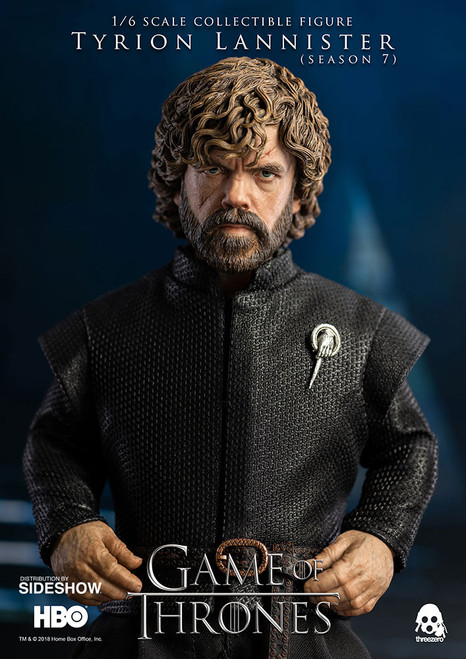 threezero tyrion lannister one sixth scale figure