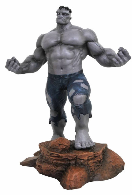 marvel gallery grey hulk pvc statue sdcc 2018 exclusive