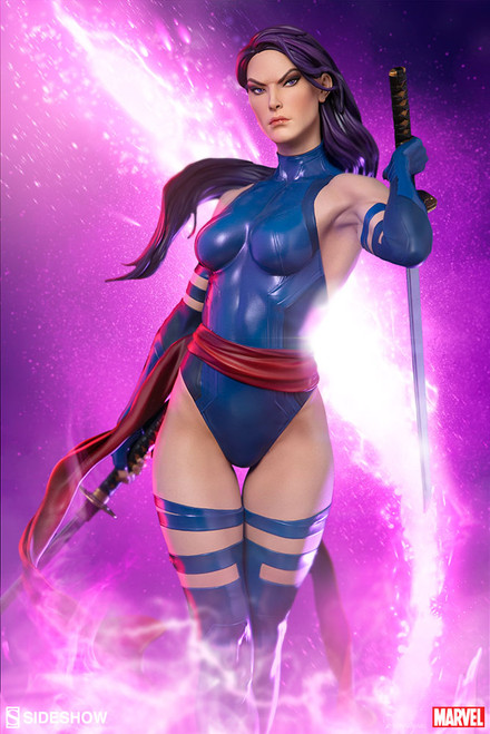 psylocke premium format figure sideshow collectibles