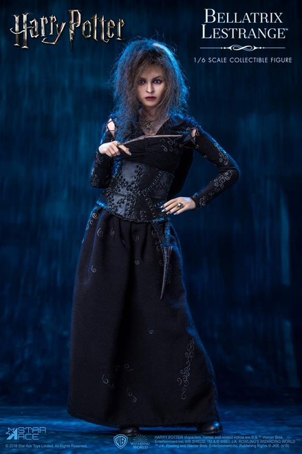 star ace toys bellatrix lestrange one sixth scale figure