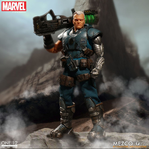 mezco toyz one 12 collective cable