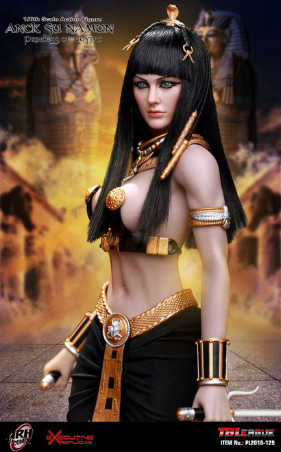 TBLeague Phicen Anck Su Namun Princess of Egypt 1/6th Scale Action Figure
