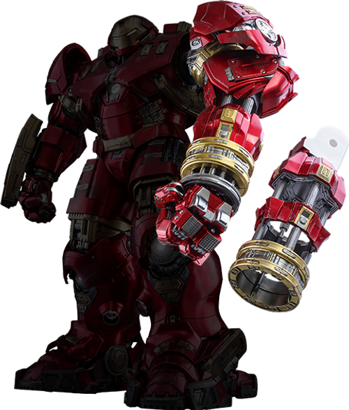 hot toys hulkbuster accessories