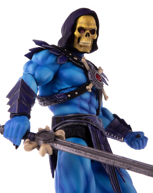mondo skeletor one sixth scale figure