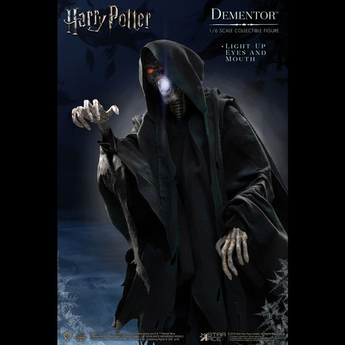 star ace toys harry potter deluxe dementor one sixth scale figure