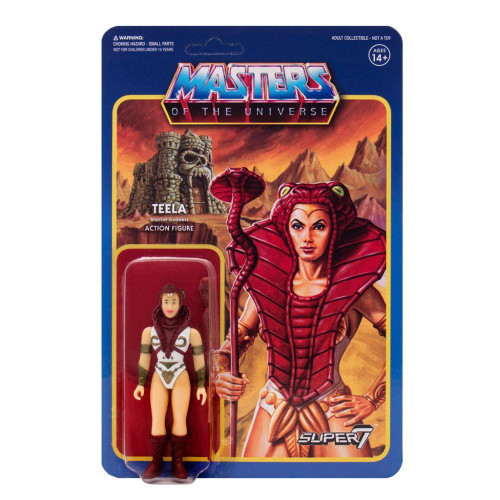 Masters of the Universe ReAction Figures - Teela