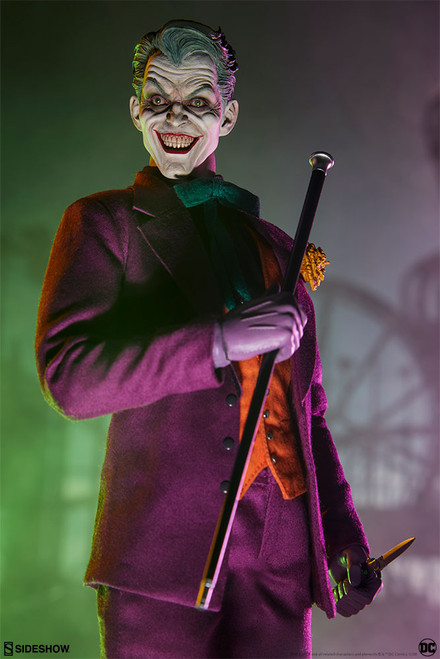 sideshow collectibles joker one sixth scale figure