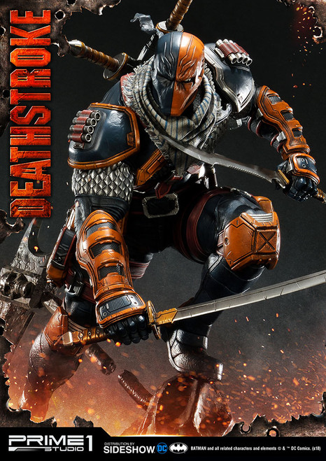 prime 1 studio deathstroke one third scale statue