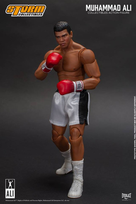 storm collectibles muhmmad ali 1/12 scale figure