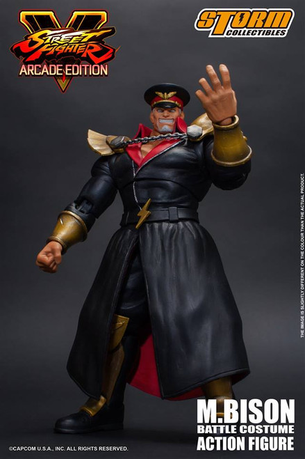storm collectibles m bison 1/12 scale figure