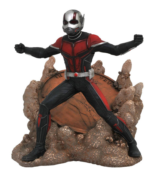 marvel gallery ant man statue
