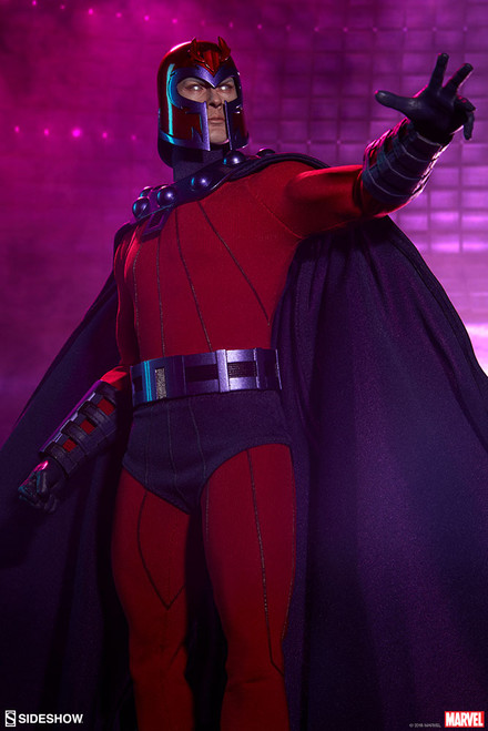 sideshow magneto sixth scale figure