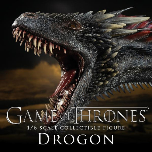 threezero game of thrones drogon