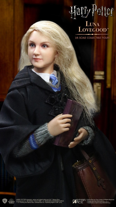 Harry Potter Series Luna Lovegood 1:6 Scale Figure