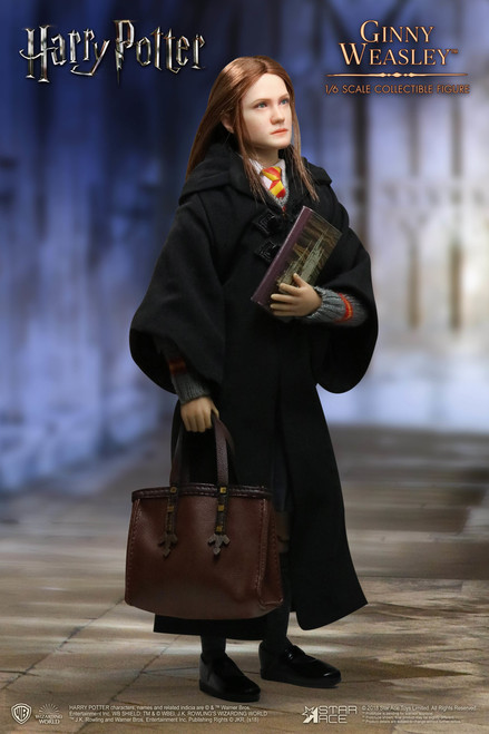 Harry Potter Series Ginny Weasley 1:6 Scale Figure