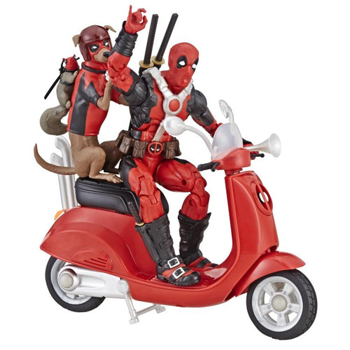 Marvel Legends Deadpool 6 Inch Figure