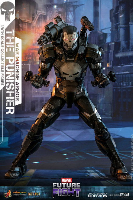 hot toys punisher war machine armor
