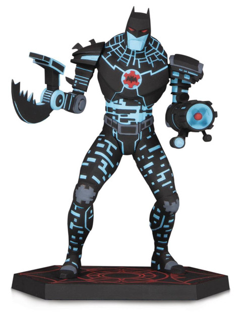 Dark Knights: Metal Batman Murder Machine Statue