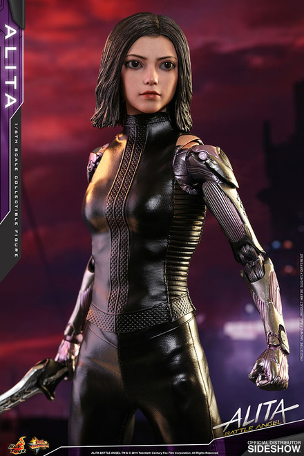 hot toys alita battle angel