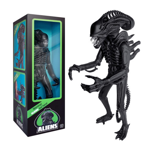 super 7 alien supersize figure