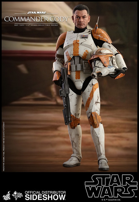 hot toys commander cody