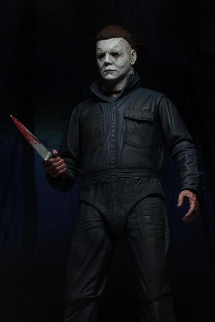 neca michael myers 1/4 scale figure