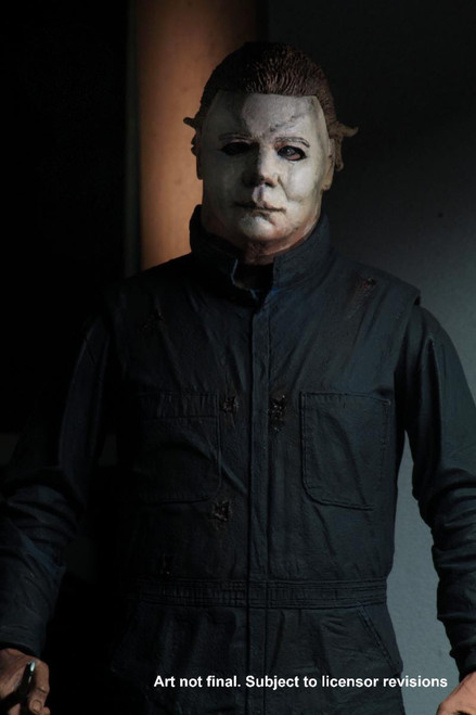 neca halloween 2 ultimate michael myers