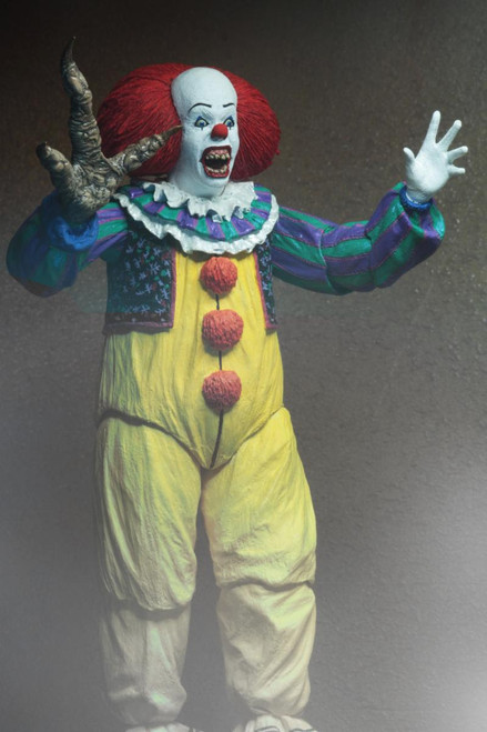 neca it 1990 ultimate pennywise