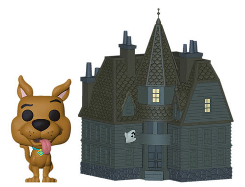 funko pop town scooby doo mansion