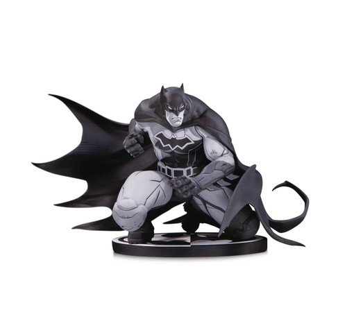 Batman Black and White Statue by Joe Madureira
