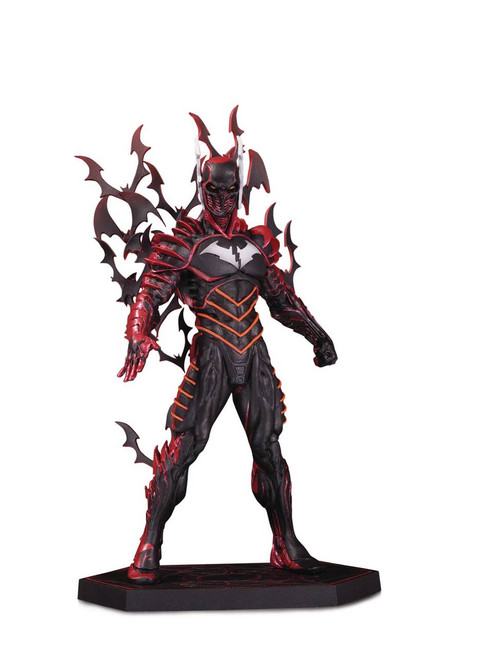 Dark Knights Metal Batman the Red Death Statue