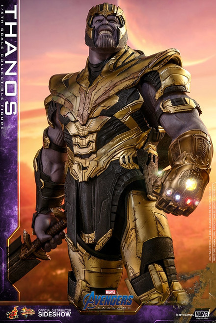 hot toys thanos endgame